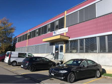 EPLATURES 39 | locaux | 1'730 m2 | Rez | La Chaux-de-Fonds