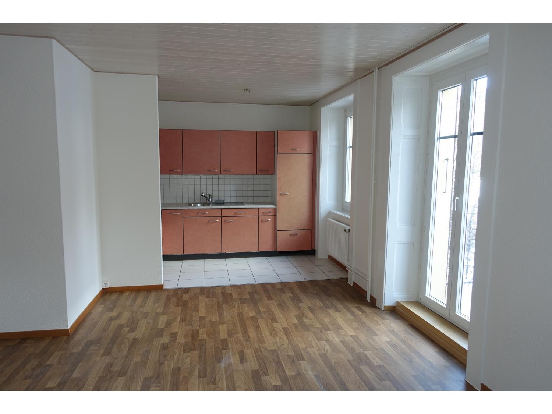 FRITZ-COURVOISIER 46 | 3 pièces | 1er Est | La Chaux-de-Fonds