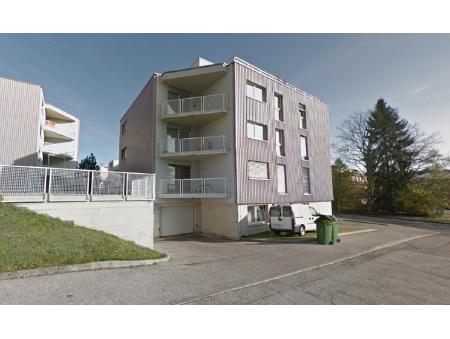CITE DE LA CHARRIERE| Place de parc no 01 dans garage collectif | La Chaux-de-Fonds