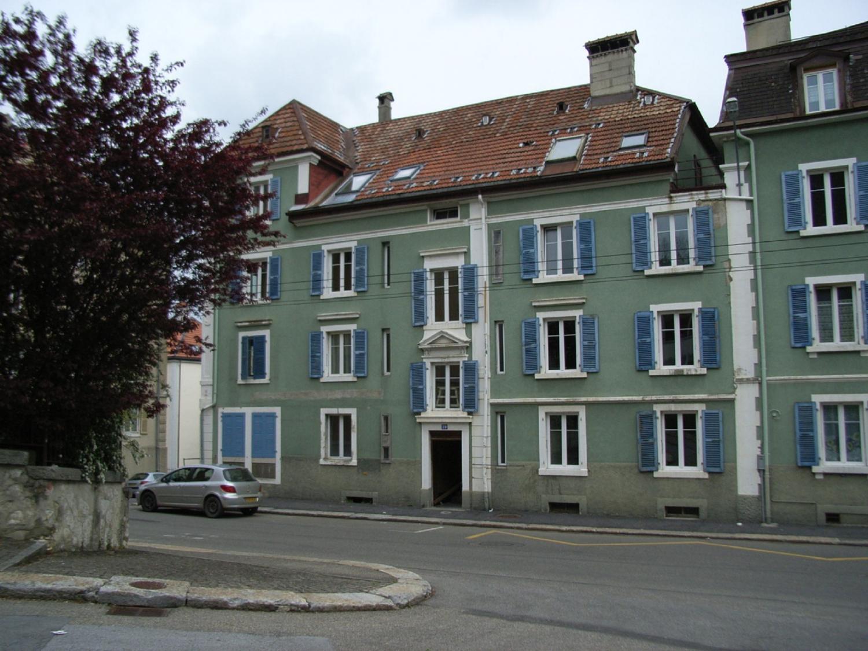 ALEXIS-MARIE-PIAGET 31   4 pièces   1er Sud   La Chaux-de-Fonds