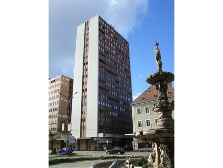LEOPOLD-ROBERT 12 | Locaux | 9ème Est | La Chaux-de-Fonds