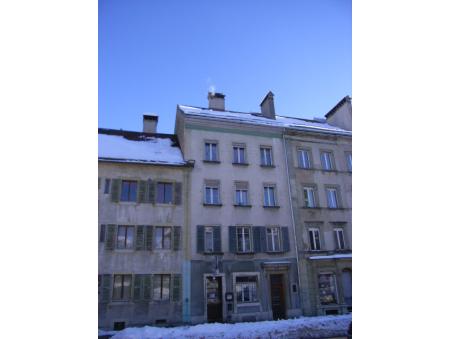 PARC 37 | 2.5/3 pièces | 2ème Entier | La Chaux-de-Fonds
