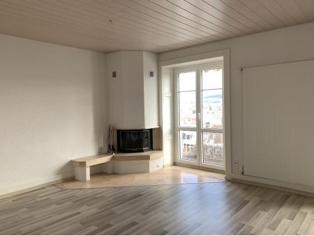COMBE-GRIEURIN 45 |5.5 pièces | 2ème étage Sud duplex | La Chaux-de-Fonds