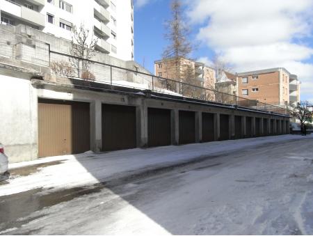 LOUIS-AGASSIZ 12A-14A| Garage individuel No 17 | La Chaux-de-Fonds