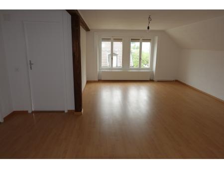FRITZ-COURVOISIER 38A | 4 pièces | 3ème étage | La Chaux-de-Fonds