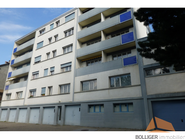 BASSETS 72 | places de parc extérieures | La Chaux-de-Fonds