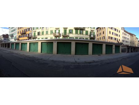 NUMA-DROZ 127-129 | Garage individuel no 7 | La Chaux-de-Fonds