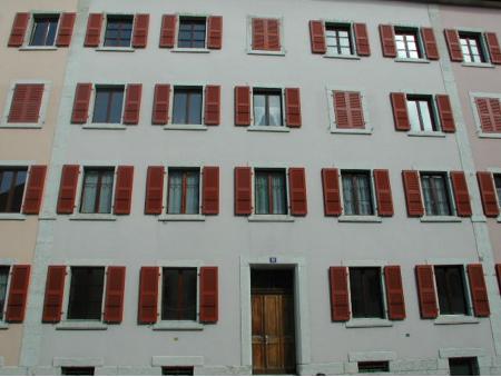 FLEURS 13 | 5,5 pièces | 1er étage | La Chaux-de-Fonds