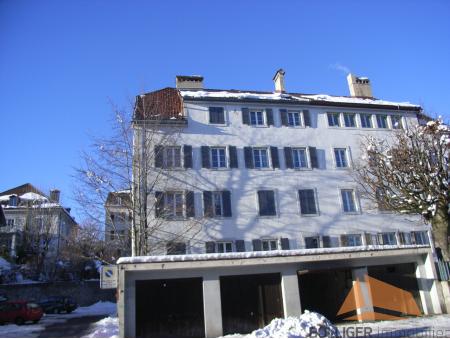 NUMA-DROZ 58 | local au sous-sol | La Chaux-de-Fonds