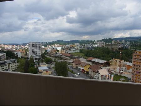BLAISE-CENDRARS 7 | 2 pièces | 9ème Est (no 91) | La Chaux-de-Fonds