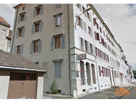 SERRE 34   chambre-haute-dépôt   La Chaux-de-Fonds