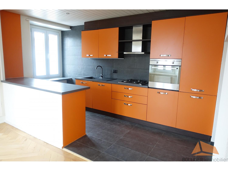 DOCTEUR-KERN 5 | 3 pièces | 2ème étage | La Chaux-de-Fonds