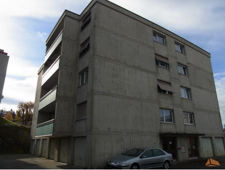 CHALET 6 | 4.5 pièces | 3ème Sud-Est | La Chaux-de-Fonds