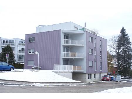 BIAUFOND 1 | 3.5 pièces | 2ème Sud-Est (no 12) | La Chaux-de-Fonds