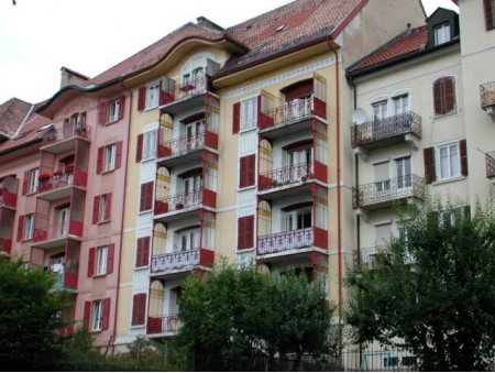 NORD 171   2.5 pièces   2ème étage Ouest  La Chaux-de-Fonds