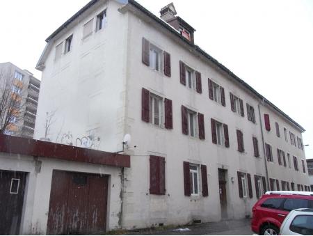 FRITZ-COURVOISIER 38A | 2 pièces | 1er étage Ouest | La Chaux-de-Fonds