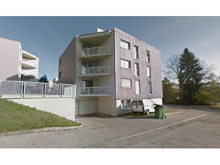 CITE DE LA CHARRIERE| Place de parc no 35 dans garage collectif | La Chaux-de-Fonds