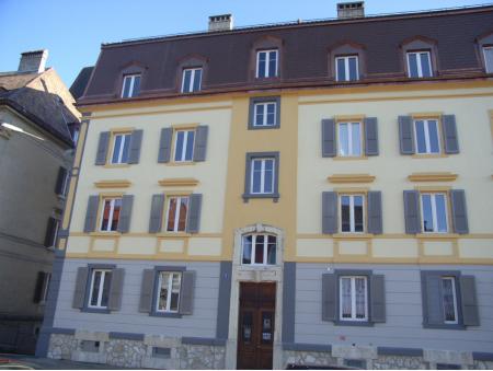 DOUBS 5   3 pièces   Rez Est   La Chaux-de-Fonds