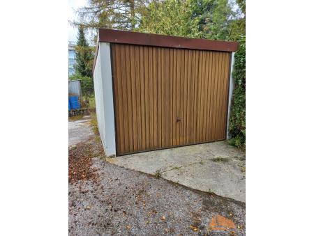 MEUQUEUX 53 | garage individuel | La Chaux-de-Fonds